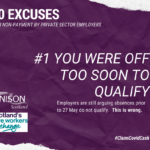 #Claim Covid Cash - 10 excuses for non-payment by private sector employers