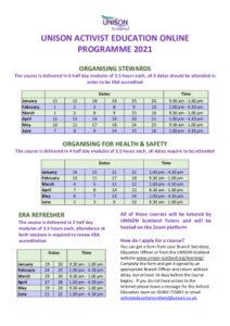 thumbnail of 2021 Programme Calendar