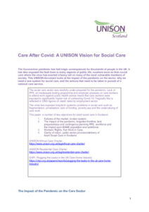 thumbnail of Care After Covid