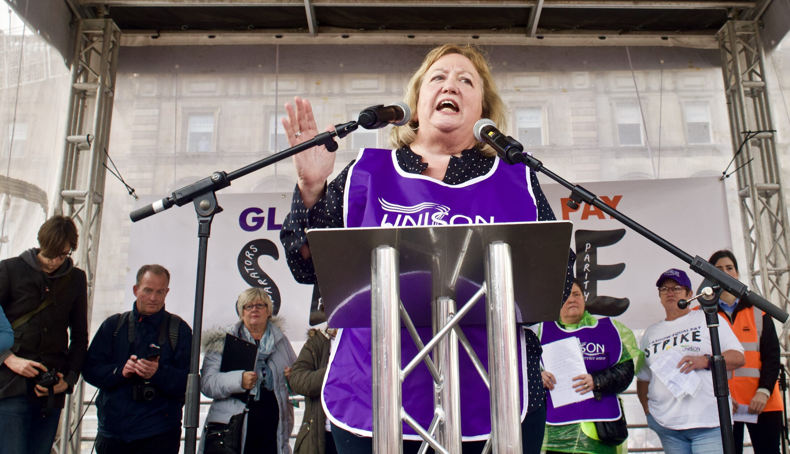 UNISON elect first woman General Secretary