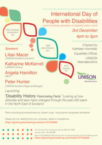thumbnail of Disability History flyer final