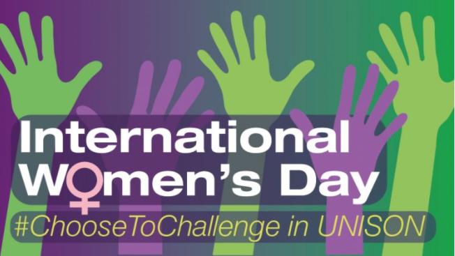 UNISON celebrates women workers