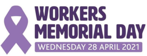 STUC event: International Workers' Memorial Day 2021