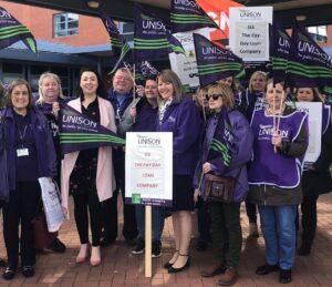 Monica Lennon wins backing of UNSON Labour Link