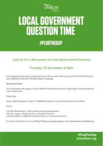 thumbnail of Question time event