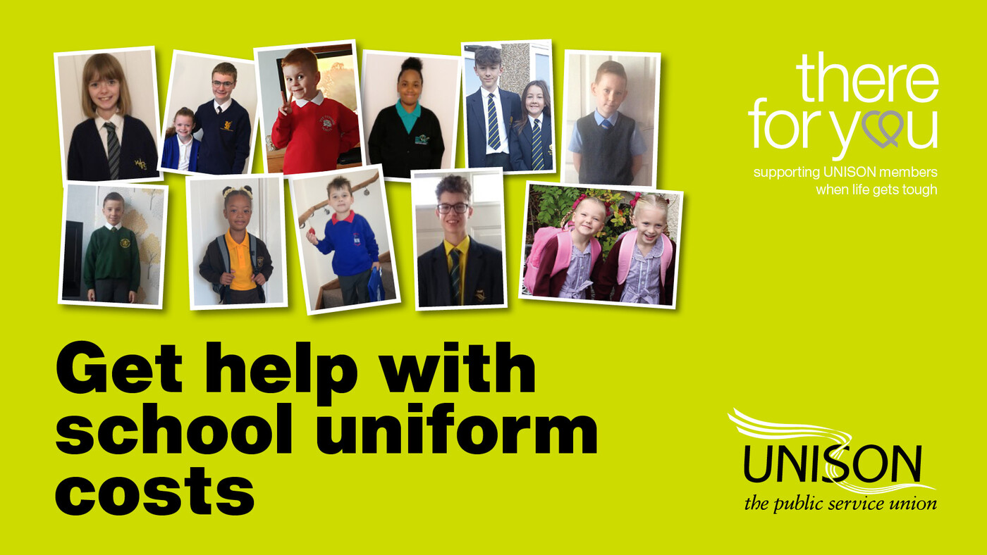 School uniform grants