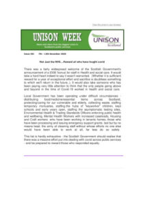 thumbnail of UNISON Week 301