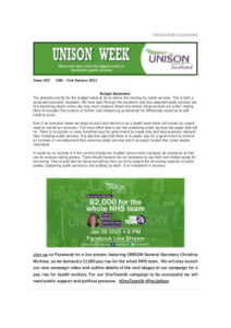 thumbnail of UNISON Week 305
