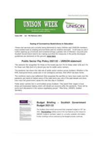 thumbnail of UNISON Week 306