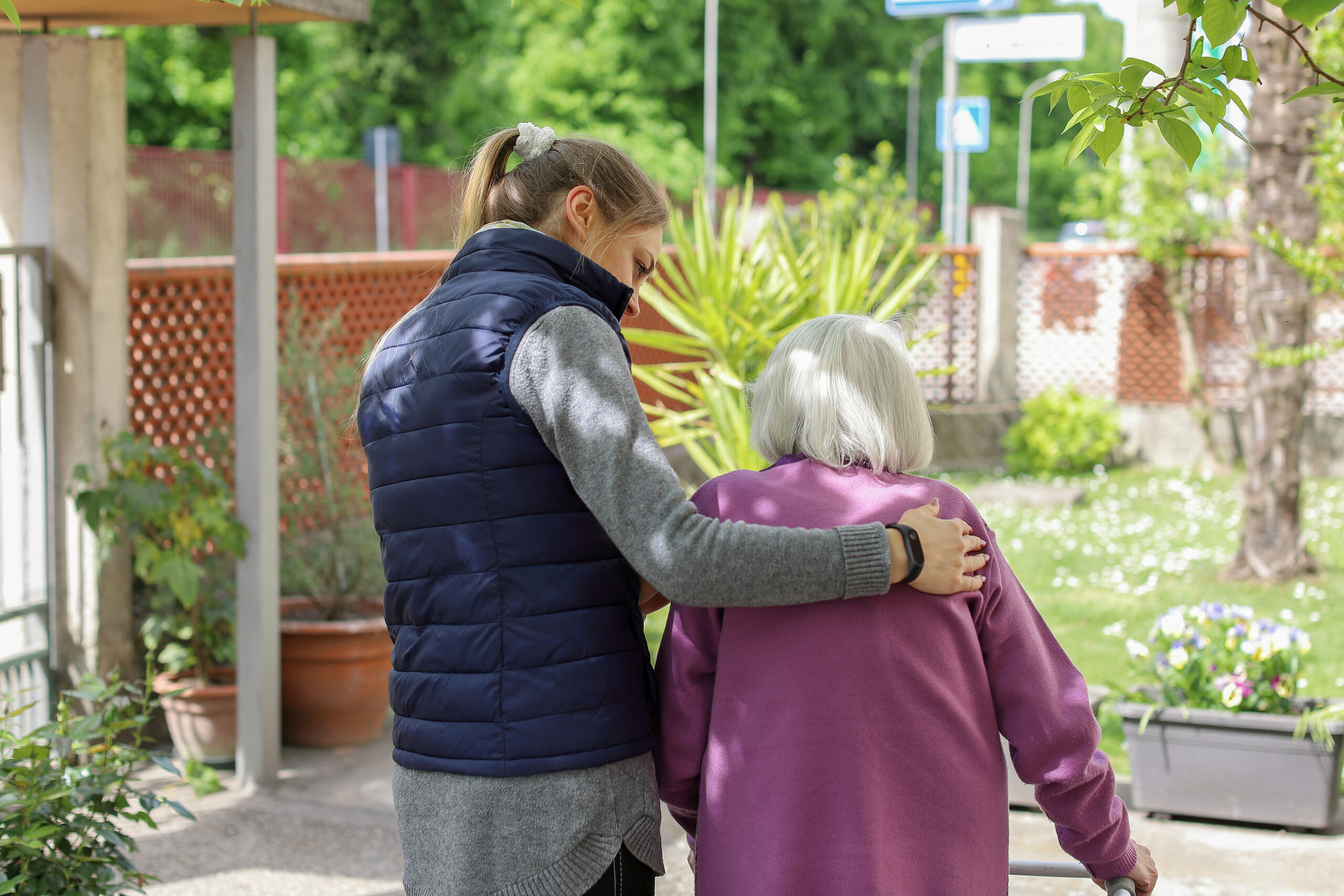 Mental health support for health and social care workers