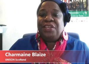 Charmaine Blaize