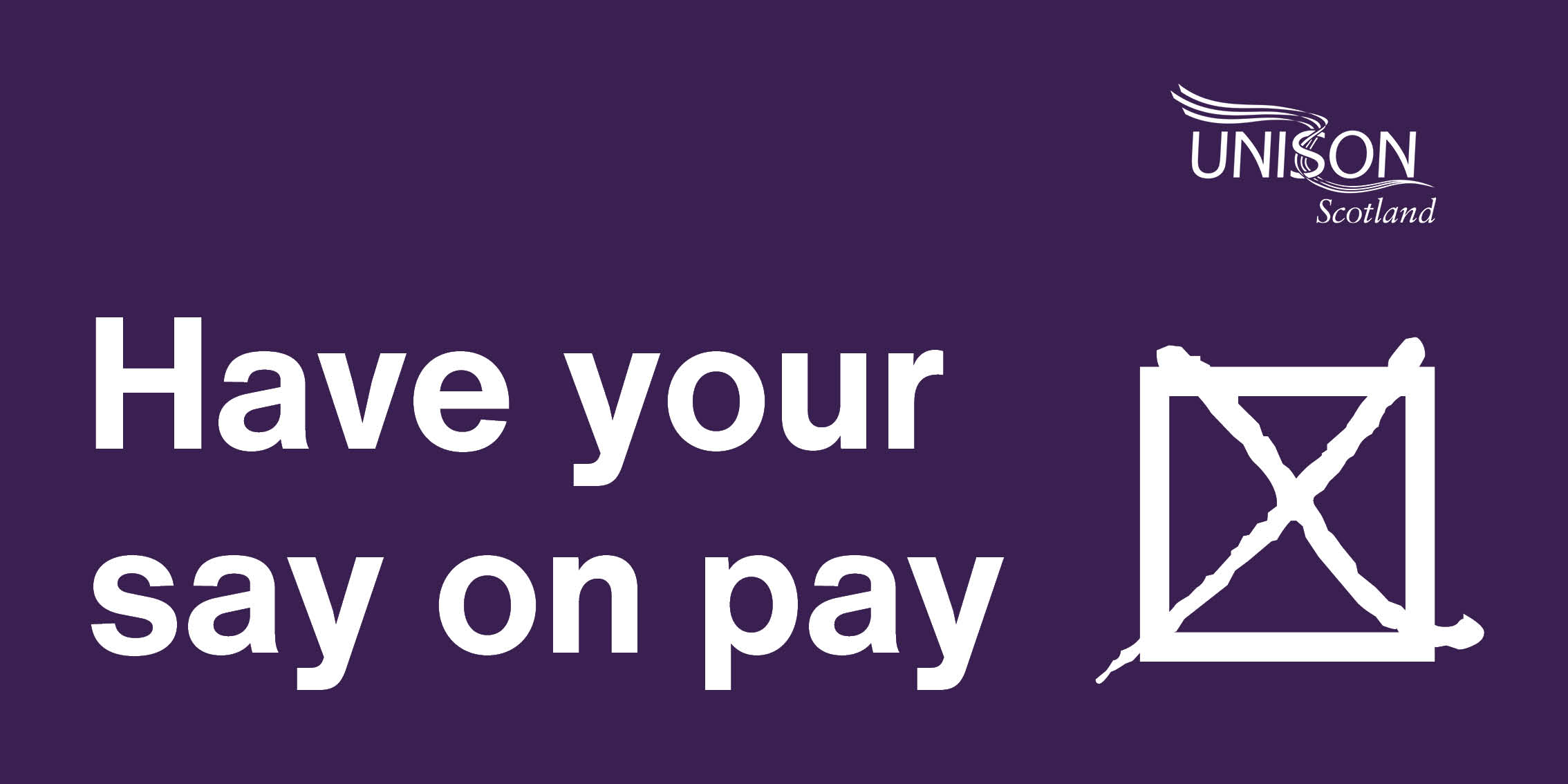 Vote to have your say on pay