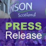 Mike Kirby, Scottish secretary, statement on the Scottish budget