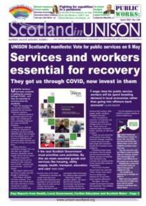 Scotland in UNISON 149 April 2021