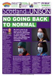 Scotland in UNISON 146 October 2020